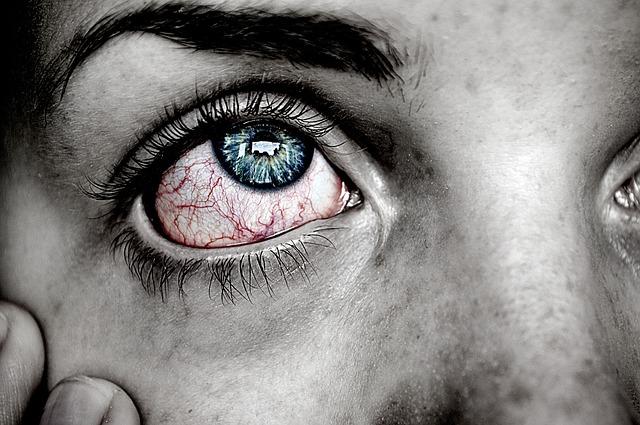 nemoc očí