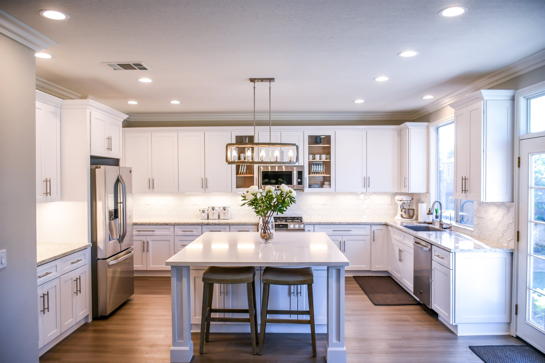 kuchyňa, interiér